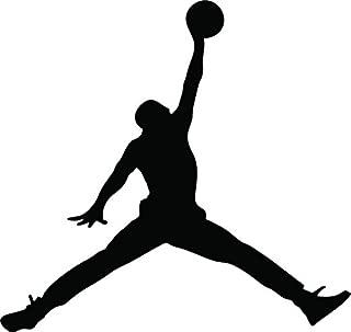 23 AIR Jordan Jumpman Logo Huge Wall Decal Sticker For Car Room Windows (23
