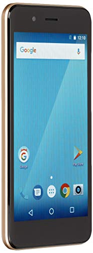 Blaupunkt SL 04 Gold Smartphone (Android)