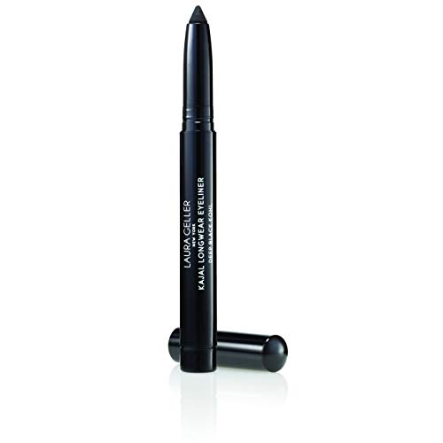 LAURA GELLER NEW YORK Kajal Smooth Kohl Longwear Eyeliner, Deep Black