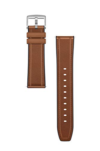 Huawei Watch Gt Classic Saddle Brown Leather Strap - 02232UDD