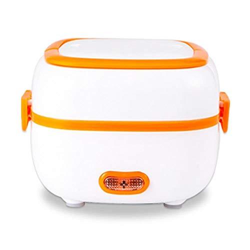 Lonchera Multifuncional Mini Olla arrocera eléctrica Calefacción portátil Calefacción Calentador De Alimentos...