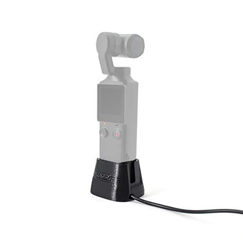 Flycoo2 - Soporte de Base sobre Mesa para cámara FIMI Palm Camera estación de Carga con Cable