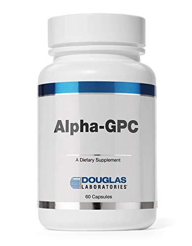 Douglas Laboratories - Alpha-GPC - Supports Neurological Health - 60 Capsules
