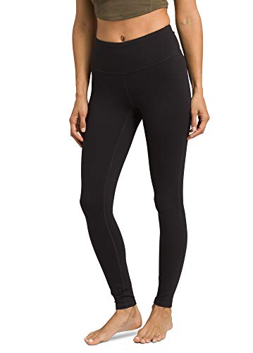 prAna - Womens Transform Legging, Black, Medium