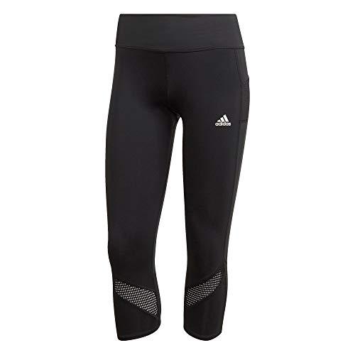 adidas Damen Own The Run Tights, Black, M