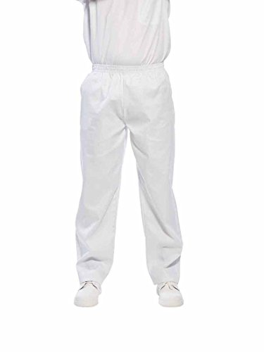 Portwest 2208Bäckerhose, Size: Small, weiß, 1