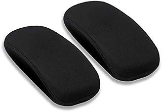 GT OMEGA Gaming Chair Almohadillas de Espuma viscoelástica para reposabrazos (2 Piezas) para amortiguación ergonómica, Ali...