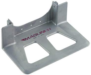 """14"""" x 7-1/2"""" Die-cast Noseplate For Magliner Hand Truck"""