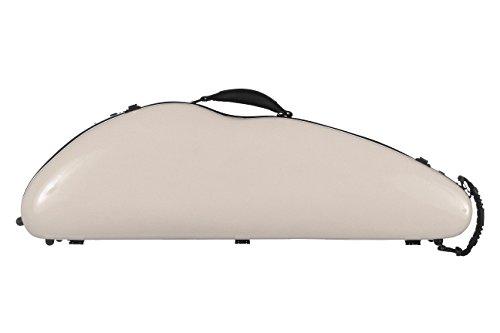 Geigenkoffer Glasfaser Safe Flight 4/4 perlgrau M-Case