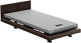 パラマウントベッド 電動ベッド インタイム1000 マットレス付 3モーター ハリウッド フットボード無し (グレー) RQ-1333SG+RM-E531 【4梱包】