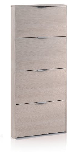13Casa - Eco C10 - Scarpiera. Dim: 70x17x150 h cm. Col:...