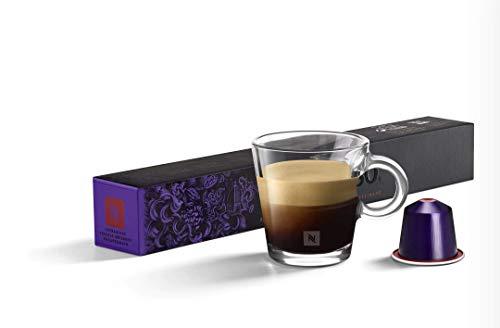 Nespresso Decaffeinato, Firenze Arpeggio, 10 stück, 55 g