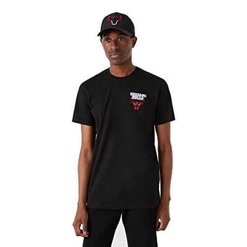 New Era Chicago Bulls NBA Neon tee T-Shirt - M