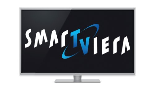 """Televisor Panasonic TX-L42ETW50 Smart Viera - Televisor 3D con retroiluminación LED (107 cm/42"""", eficiencia energética A+, full HD, 800Hz BLS, DVB-S/T/C, Smart TV), color plateado [Importado de Alemania]"""