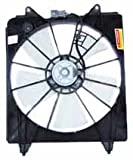 TYC 600820 Honda CRV Replacement Radiator Cooling Fan Assembly