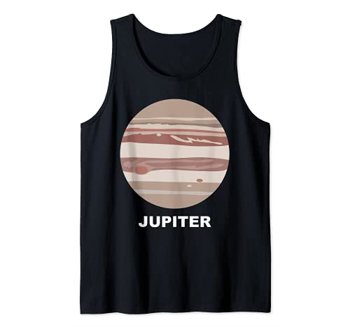 Solar System Group Costumes - Disfraz gigante de Planeta Jpiter Camiseta sin Mangas