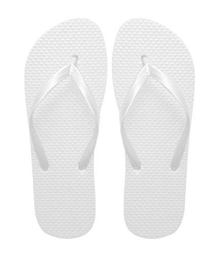 SUGAR ISLAND Celebrity Style Ladies Womens Glitter Diamante Flip Flop Sliders Plain Slippers Mules