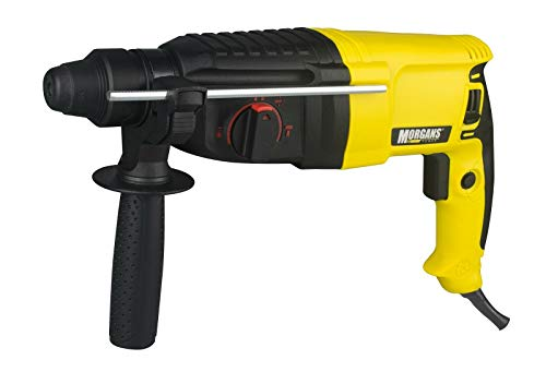 Rotary Hammer Drill SDS, 850W, 240V, 3 Operating Modes, 4250bpm Impact Drill Breaker, Suitable for DIY Woodworking