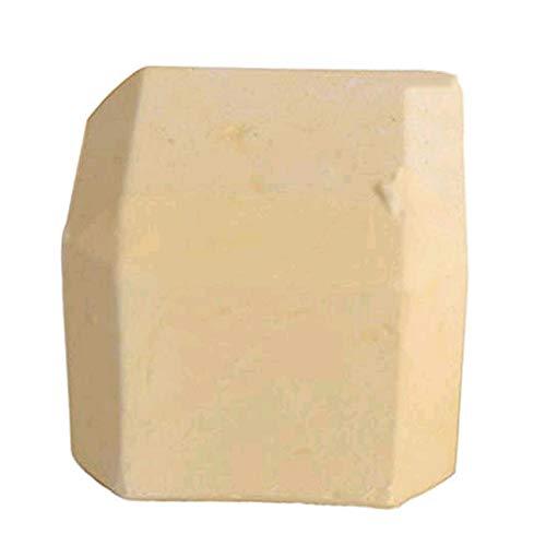 CZ-XING Piedra de moler de dientes de mascotas, multifunción, piedra molar de calcio molar, suministros para mascotas, juguete para masticar loro hámster (5 piezas grandes cuadradas)