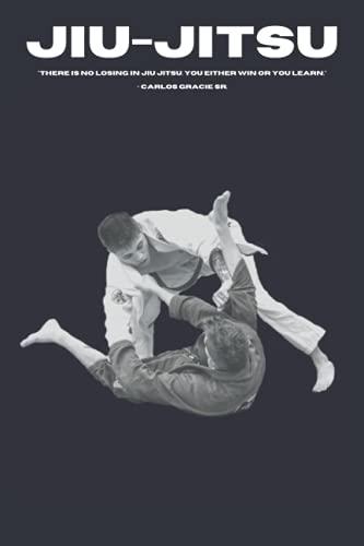 Jiu-Jitsu Journal For Tracking Jujutsu...