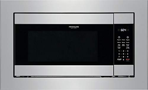 FRIGIDAIRE Built-in Microwave Oven, 2.2, Stainless Steel