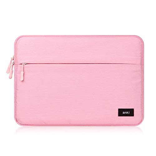 Laptop Tasche Hülsenhülle Schutztaschen Ultrabook Notebook 13 '14 15,6 Zoll Hülle Für MacBook Xiaomi Air Pro Asus Acer Lenovo Dell (Color : Pink, Size : 15 inch)