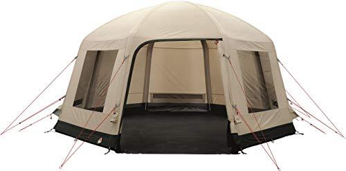 Robens Aero Yurt 8 Personen Zelt für Gruppe Beige, Schwarz