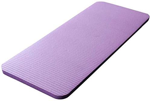 ZHENG Esterilla Yoga Colchonetas de Yoga Fitness Tablet Support Yoga Gym Ejercicio Deporte Mats Rodilla Pad Una Correa