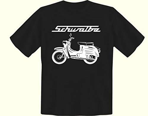 Ostprodukte-Versand.de Tshirt Schwalbe schwarz - Ostalgie - DDR Traditionsprodukte