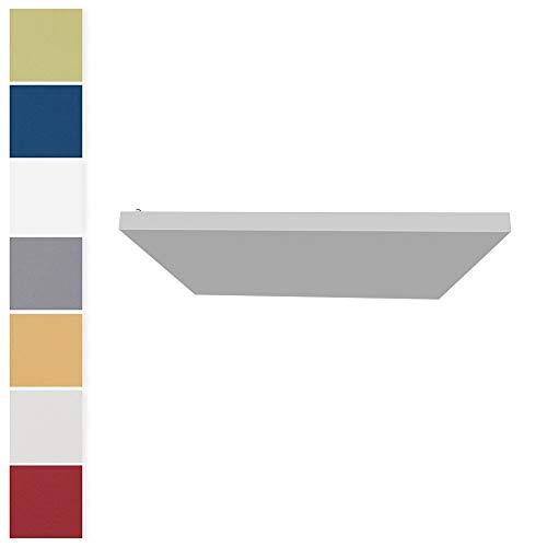 Schallabsorber Deckensegel für optimale Raumakustik - Akustikbilder für Decke