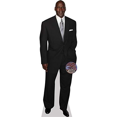 Celebrity Cutouts Michael Jordan Pappaufsteller lebensgross