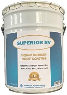 epdm rv rubber roofing