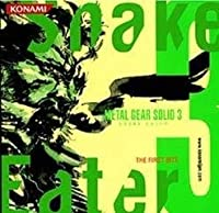 METAL GEAR SOLID 3 SNAKE EATER PS2 CD 『THE FIRST BITE』 メタルギアソリッド 特典 予約特典