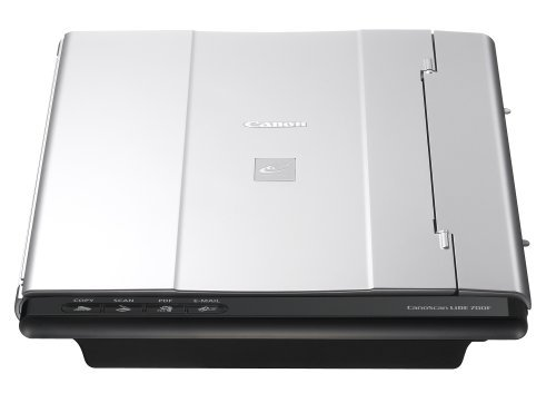 Read About Canon CanoScan 3297B002 LiDE 700F Color Image Scanner