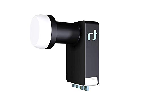 BLACK Ultra Quattro HGLN 40mm LNB