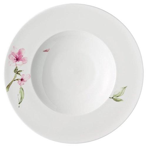 Rosenthal 61040-414124-15321 Jade Magnolie Pastateller 29 cm