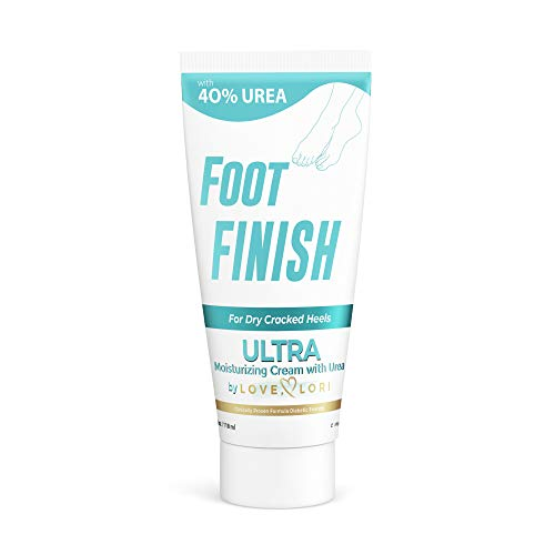 Urea Cream 40% Best Callus Remover For Feet & Hands For Severely Dry Cracked Skin On Heels and Hands