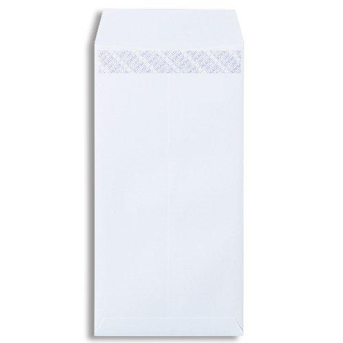 ピース R40再生ケント封筒 テープのり付 長3 80g/m2 〒枠あり ホワイト 業務用パック 553−80 1箱(1000枚)