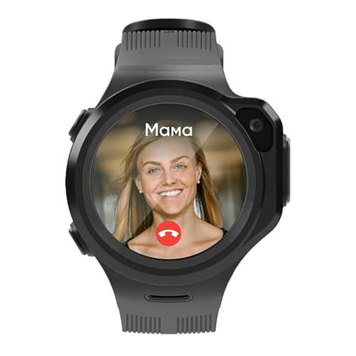 WatchOut Wearables Next-Gen Kids Smartwatch with 4G Video Call, Music, Games, Anti-Theft...