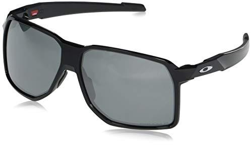 Oakley Portal Lunettes de soleil, Polished Black, 62 Homme