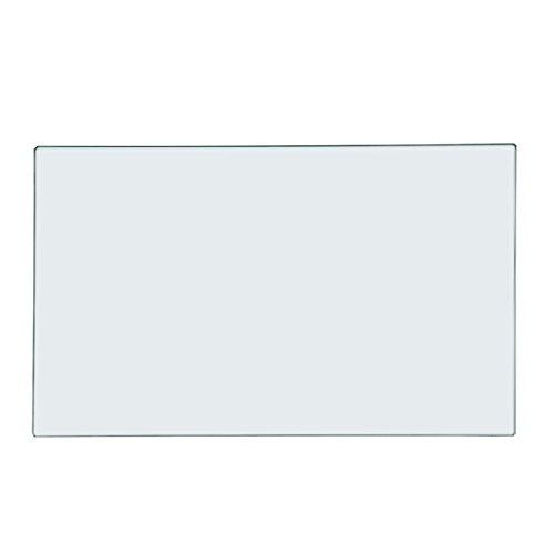 AEG Electrolux 224901301 2249013018 ORIGINAL Glasplatte 476x301x4mm Ablage Einlegeboden Regal Lebensmittelfach Glasablage Einschub Gefrier- Kühlschrank Kühlgerät auch Juno Zanker Zanussi Progress