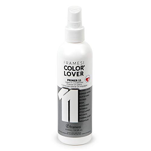 Framesi Color Lover Primer 11 Leave In Conditioner, 8.5 fl oz