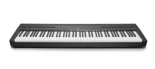 Yamaha P-45B Digitale piano Bundle Piano.
