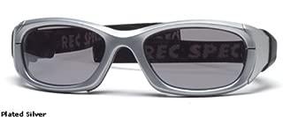 Protective Sports Eyewear- Maxx 31 - Plated Silver/ Silver Flash
