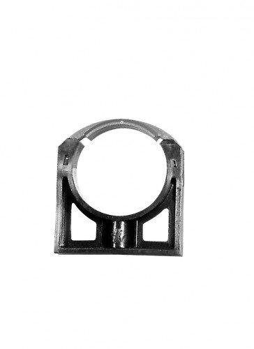 AQUARISTIK-PARADIES Rohrschelle, 90 mm aus PVC
