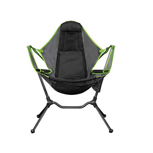 Nemo Stargaze Recliner Luxury Camp Chair, Birch Leaf/Smoke