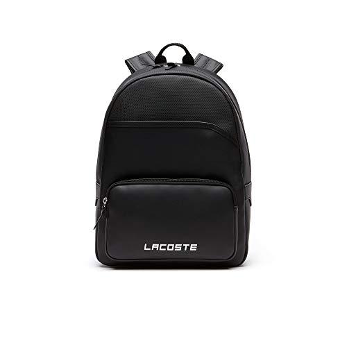 Lacoste Sport - Nh2482ut, Mochilas Hombre, Negro (Black), 12x40x29 cm (W x H L)