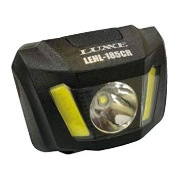 がまかつ(Gamakatsu) ヘッドアンドネックライト LEHL185 ブラック.
