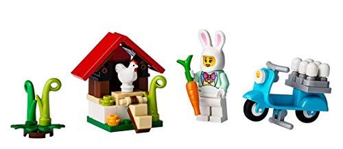 Casetta del Coniglio di Pasqua Lego 853990
