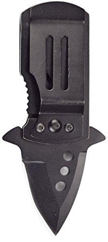 RT124-BRK Fast Clip A/O black